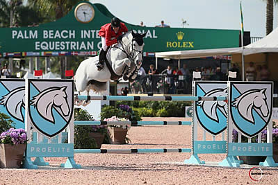 McLain Ward and Clinta Capture $36,000 Equinimity WEF Challenge Cup Round 8 Win