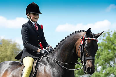 Unprecedented Number of Entries Expected for CHI Royal Windsor Horse Show