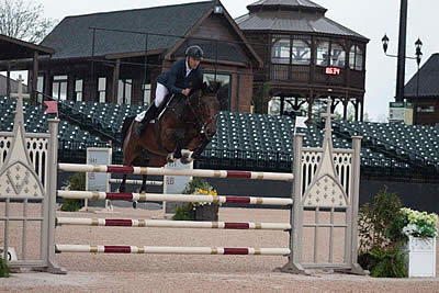 Fernando Cardenas Jr. Claims First and Second in $25k Jumper Classic American Standard