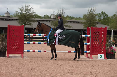 Erin Haas Doubles Her Double-Podium Finish in Tryon Welcome 5
