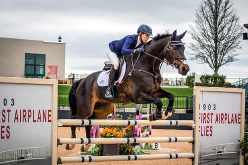Two Horses and Two CCI4*-S Phases in the Bag for Elisabeth Halliday-Sharp at The Fork