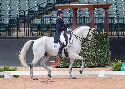 Adrienne Lyle and Harmony's Duval Do It Again to Win FEI Grand Prix Special CDI 3*
