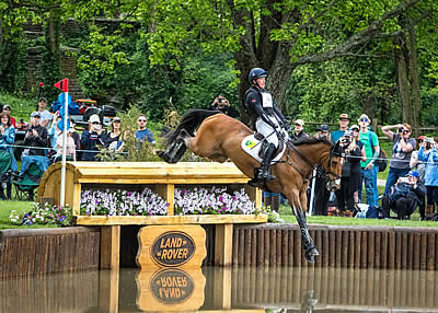 Oliver Townend on Course to Make History at Land Rover Kentucky Three-Day Event