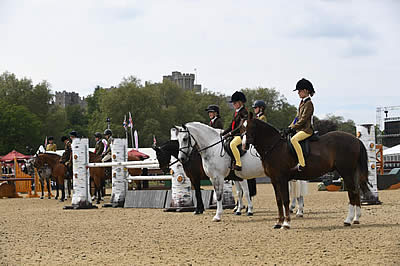 Unprecedented Number of National Entries Announced for Royal Windsor Horse Show