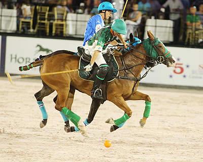 Team Dublin Captures Gladiator Polo Championship Final