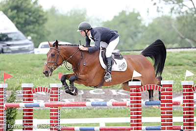 Ryan Genn and Dieta Save the Best for Last to Win $35,000 Bluegrass Grand Prix