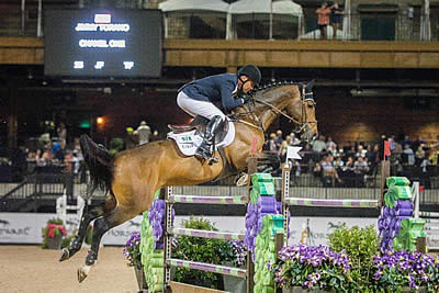 Jimmy Torano and Chanel One Win $25k Marshall & Sterling Insurance Grand Prix at TIEC