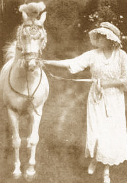 Mirage and Lady Wentworth