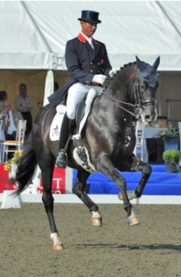 Carl Hester and Uthopia.