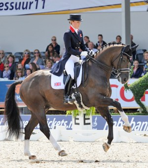 Brits name dressage team for weg 2014 for Dujardin hugues