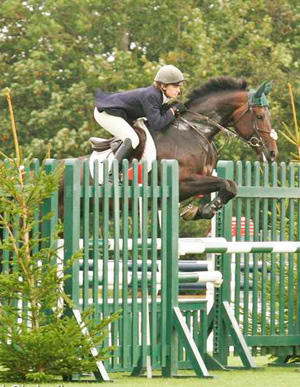 A new class has been added to Hickstead's All England Jumping Championships, giving riders the chance to try out the Derby course.