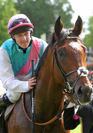 Frankel and Tom Queally.
