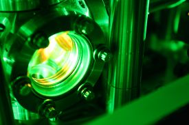 "High-energy lasers are needed to generate the super-short pulses needed to ""freeze the action"" of molecular processes."