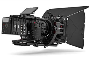 A RED Epic camera.