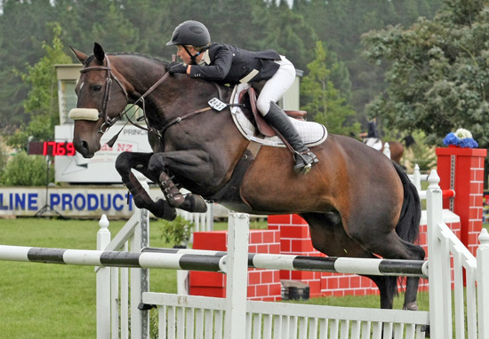 Katie Meredith and Rio Madrid.