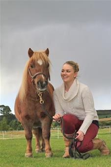 Haggis with Chloe McCutcheon.