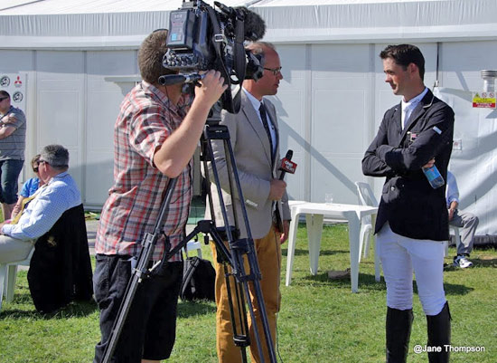 Jock Paget has a last interview with TVNZ's Garth Bray.