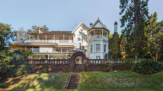 The Victorian mansion, Elaine, is expected to shatter Australia's property price record when it comes up for sale in coming months.