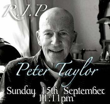 Peter Taylor (1953-2013)
