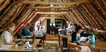 The staff at Triggerfish Animation Studios hard at work. Photo: Triggerfish