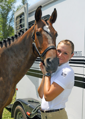Dagmar Caramello is the new director of the American Horse Council's Unwanted Horse Coalition.