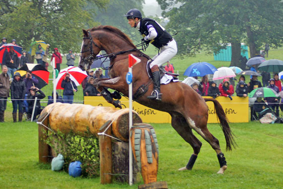 William Fox-Pitt and Chilli Morning were clear all the way to take out the CIC3* at Bramham last year.