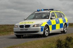 police-car-hampshire