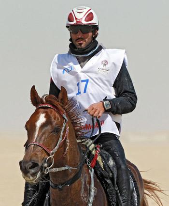 Faleh Nasser Bughenaim and Halte A Tout.
