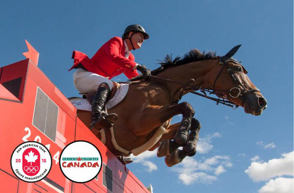 Showjumper Ian Millar, 68, has been selected for this 10th Pan American Games.
