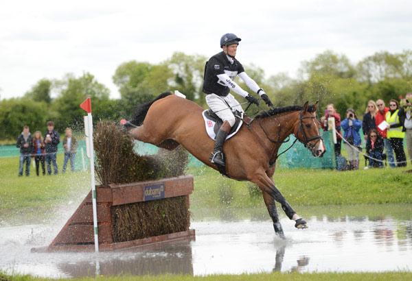 William Fox-Pitt and Eventing Ireland CCI2* winner Ramdam de Mons.