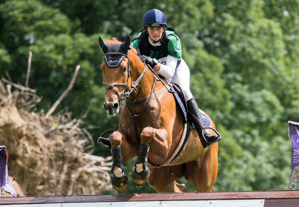 Sophie Richards and SRS Adventure won the CICYH1* for Six-Year-Olds.
