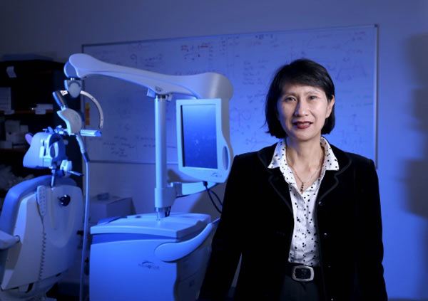 The $A2.1 million grant from the National Health and Medical Research Council will see Professor Colleen Loo lead Australia's largest clinical trial of ketamine as a new treatment for major depression.  Photo: Mediakoo/Grant Turner