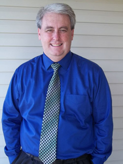 Brooke USA's new finance and administration manager Bobby Sutton.