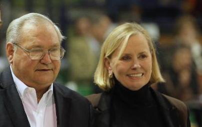 Doug and Louise Leatherdale