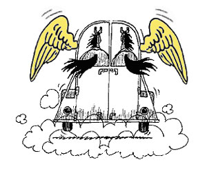 Fleet of Angels' logo.