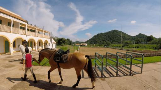 Horseback Riding Vacations Thailand