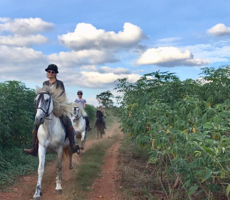 Horse Riding Thailand-Bangkok-Khaoyai
