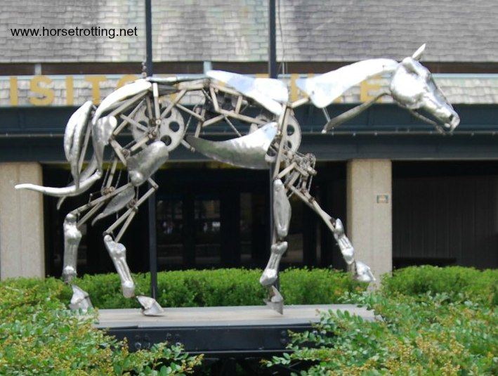 Travel Lexington: The Mechanical Horse