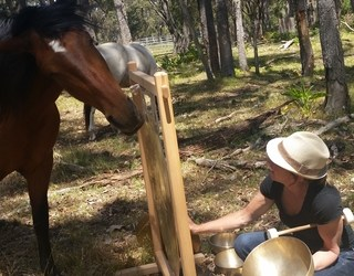 Equine Assisted Self Growth & Body Awareness Workshop