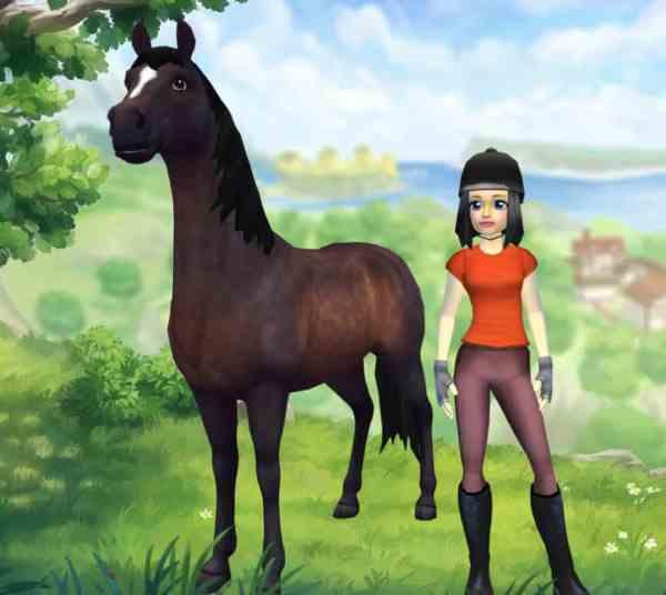 realistic horse games # 30