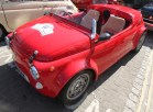 This adapted Fiat 500 looks like it should have Noddy driving