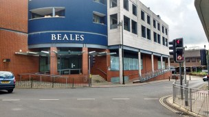 Beales all closed
