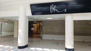 BHS all closed