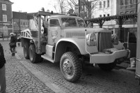 Diamond Towing truck