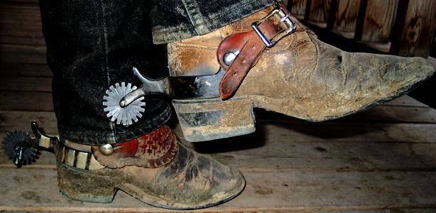 Stu's Boots