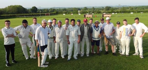 Cricket Teams 2016