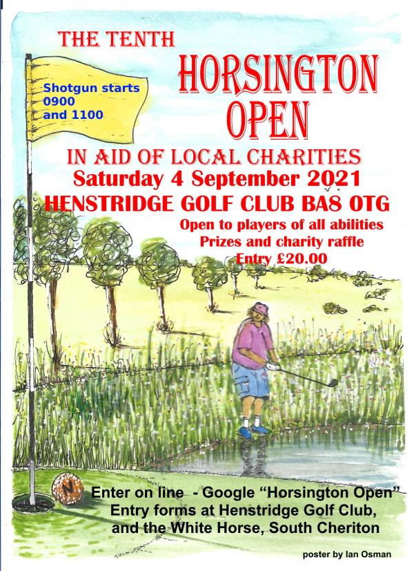Horsington Open 2021