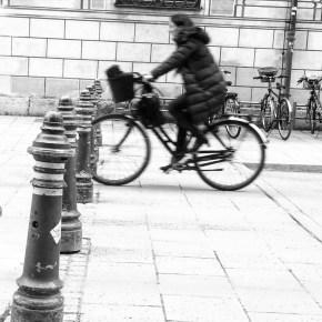 Morning Commuter - January 2016