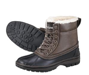 boots steeds fourrées
