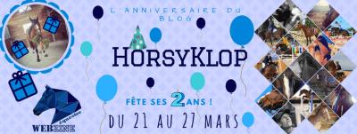concours horsyklop 2 ans anniversaire